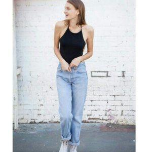 Brandy Melville J Galt High Waist Mom Jeans